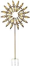 Bexdug Magico mulino a vento in metallo, unico