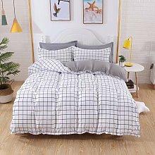 Biancheria da letto, coperchio piumino, set di