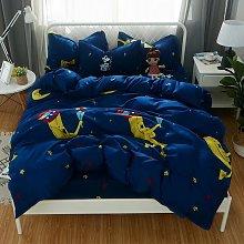 Biancheria da letto, copripiumino, set di