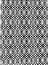 Bianco Nero Geometrico Bandiera del Giardino