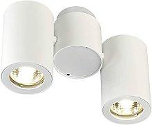 Bianco plafone Enola_B / Illuminazione Interni,