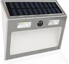 Bianco, sensore casa corpo lampada solare