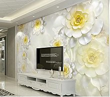 Bianco stile europeo 3D tridimensionale