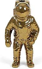 BIAOYU Scultura Astronauta Statue Scultura