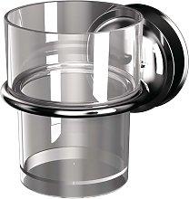 Bicchiere con Ventosa Trasparente - Trasparente -
