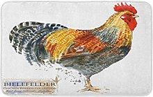 Bielefelder - Tappeto da cucina per cucina,