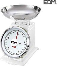 Bilancia da cucina meccanica max 5 kg 07523 - EDM