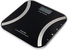 Bilancia pesapersone con calcolo BMI e BMR