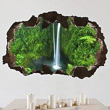 Bilderwelten - Adesivo murale 3D - Paradisiacal
