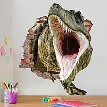 Bilderwelten - Adesivo murale 3D - Tyrannosaurus -