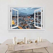 Bilderwelten Adesivo murale Europa,