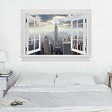 Bilderwelten Adesivo murale New York 75x100cm