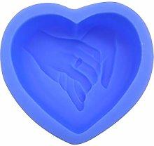 BILINGSLEY - Stampo in silicone a forma di cuore