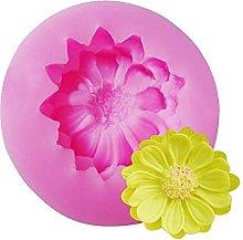 BINGFANG-W Non-stick Silicone 3d fiore torta al