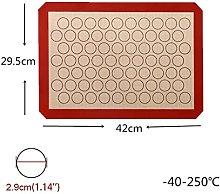 BINGFANG-W Silicone Mat 18 Eclair Pasticceria Non