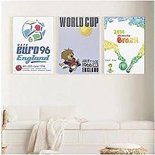 BINGJIACAI Inghilterra 96 Campionati Europei