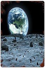 Bingyingne Targhe in metalloSpazio Terra Universo