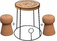 Biosughero - Set Arredamento Design winebar -