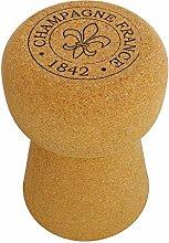 Biosughero - Sgabello in sughero Champagne