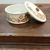 Biscottiera romagnola in ceramica dipinta a mano