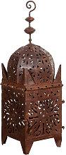 Biscottini - Lanterna Porta Candela in Ferro da