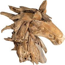 Biscottini - Scultura a forma di testa di cavallo