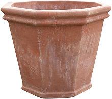Biscottini - Vaso in Terracotta 100% Made in Italy
