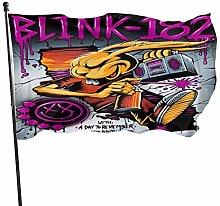 Blink-182 - Bandiere per giardino, per casa, casa,