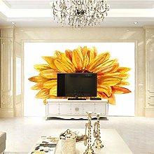 BLZQA Murali Sticker da muro Crisantemo Murali