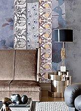 BLZQA Murali Sticker da muro Stampa pavone Murali