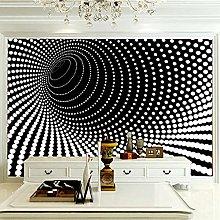 BLZQA Murali Sticker da muro Tridimensionale