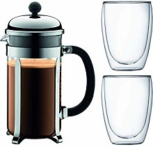 Bodum K1928-16-1 - Set caffettiera a pistone
