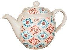 Bohemian Teiera in ceramica