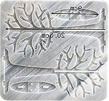 Boji stampo in silicone, albero di Natale