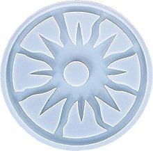Boji Sun Placemat Stampo in resina epossidica,