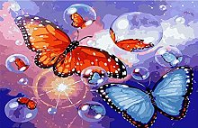 Bolle E Farfalle 35 Pezzi Puzzle In Legno Sicuro E