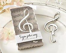 Bomboniera Apribottiglie Tema musica sinfonia