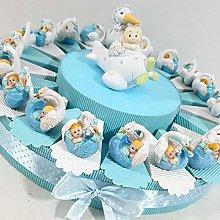 Bomboniera Battesimo Nascita Primo Compleanno