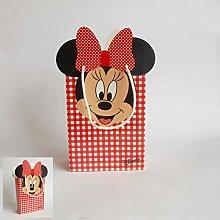 Bomboniera Scatola Shoppers Busta Minnie Disney