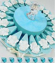 bomboniere Comunione Battesimo cresima con Torta