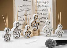 Bomboniere Profumatore Tema Musica Nota Musicale