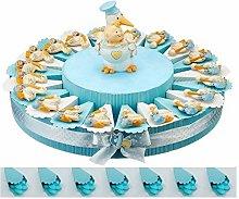 BOMBSINDY Torta bomboniera per Battesimo Nascita