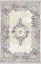 Bonamaison Tappeto Stampa Digitale, Multicolore,