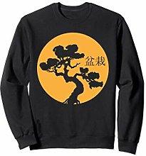 Bonsai Tree Graphic Mejeo Co. - Retro Bonsai