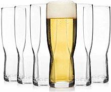 Bormioli Bicchiere di birra Set 'Pilsener'