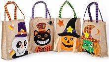 Borsa regalo di Halloween tratta caramelle 4