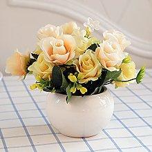 Bouquet Finto Artificiale, Piante Da Fiore Di Seta