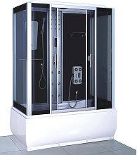 BOX CABINA DOCCIA IDROMASSAGGIO Modello SICILY 150