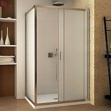 Box doccia 6mm opaco porta scorrevole | kylie