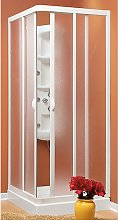 Box doccia acrilico pannelli plexiglass effetto